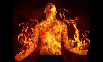 Протестуя против лишения прав, мужчина сжег себя на Красной площади