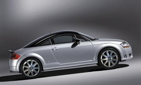 Audi выпустит 198 специальных экземпляров TT