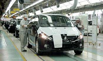 Mitsubishi увеличил производство машин в Америке