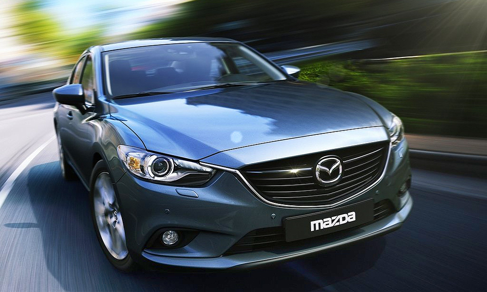 Декабрь будет жарким: новая Mazda6 и ее конкуренты