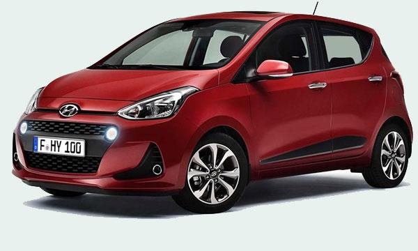 Hyundai обновил свой самый маленький хэтчбек