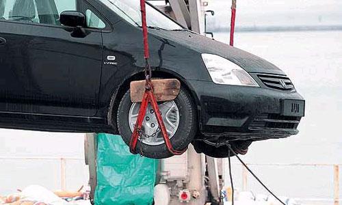 Экспорт японских машин побил рекорд 20-летней давности