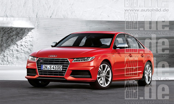 Новая Audi A4 появится через год