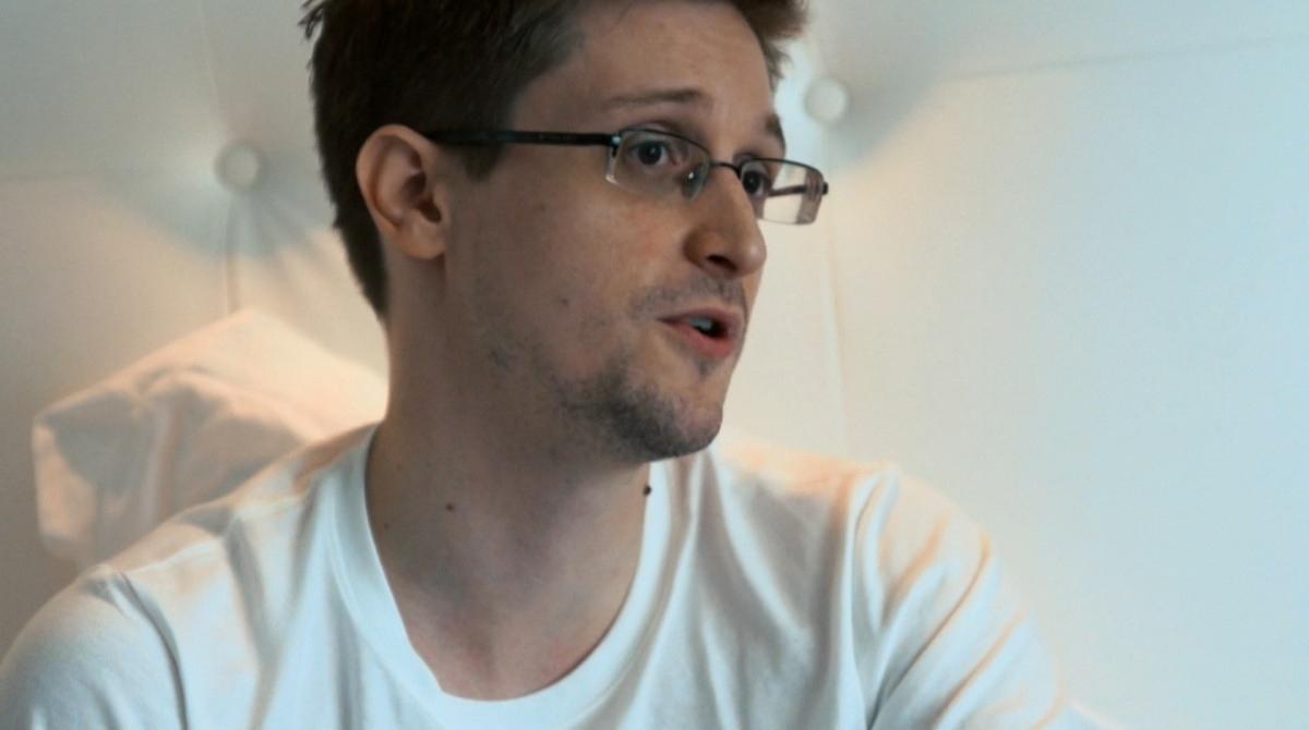 Кадр из фильма «Citizenfour. Правда Сноудена»