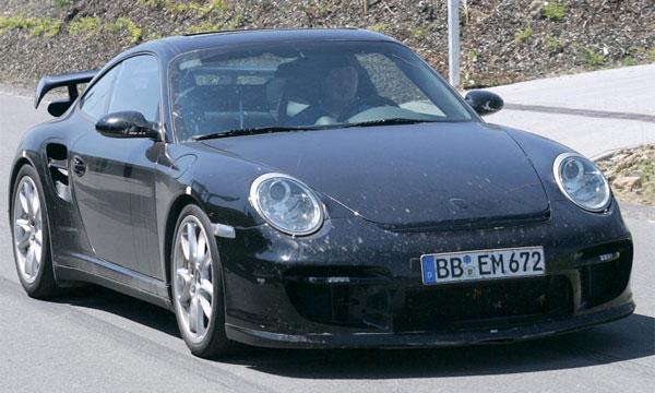 Новый Porsche 911 GT2