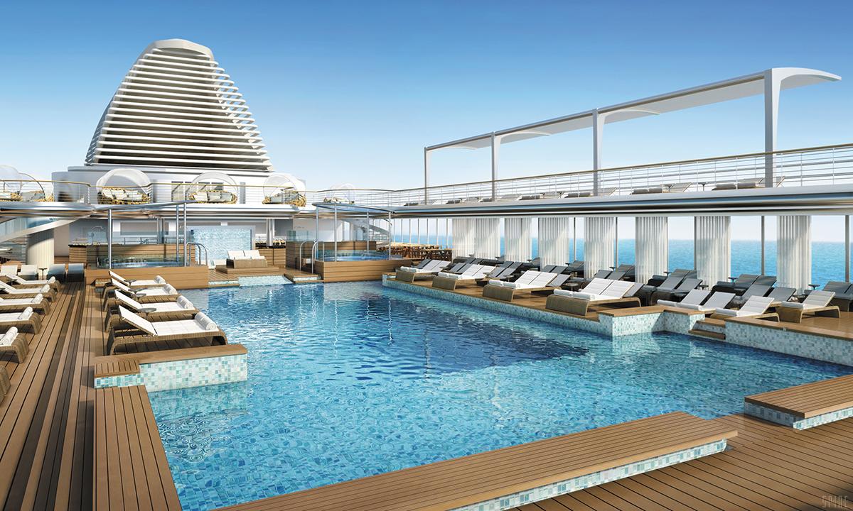 Фото: Regent Seven Seas Cruises
