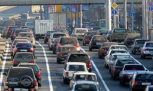 Отвечать за пробки на дорогах будут гаишники