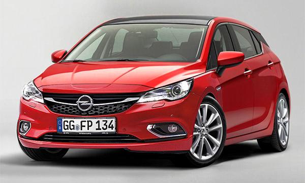 Opel Astra K и еще 6 причин пересесть на хэтчбек