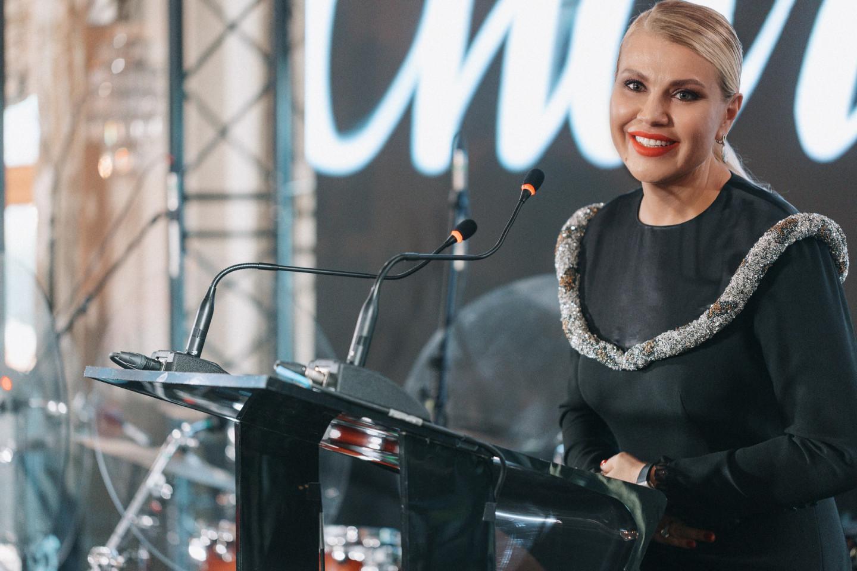 Юлия Оганова, соучредитель и управляющая фондом Encore Charity