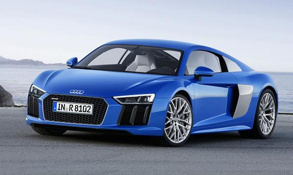 Audi R8 получила 600-сильный мотор