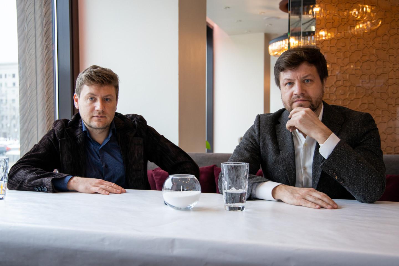 Сергей и Максим Дырины