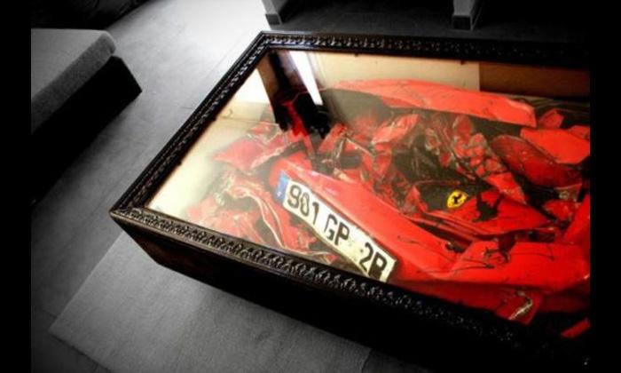 В Италии нашли нестандартный способ использования «убитой» Ferrari