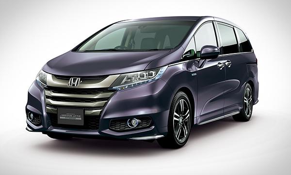 Honda Odyssey получил гибридную версию