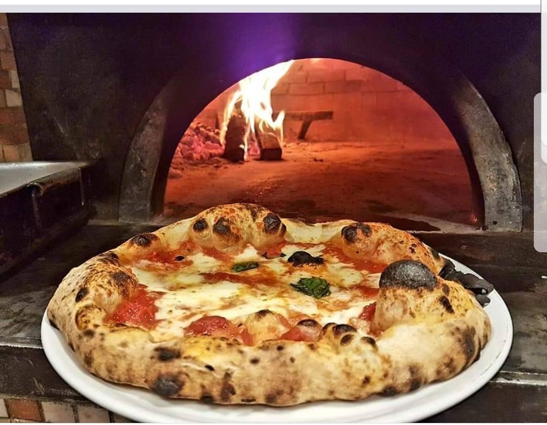 Пицца в Casa Tua al Duomo