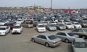Осетинская ГИБДД регистрировала десятки угнанных машин