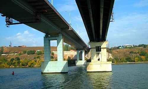 Новый мост через Дон в Ростове откроют для движения в декабре 2010 года