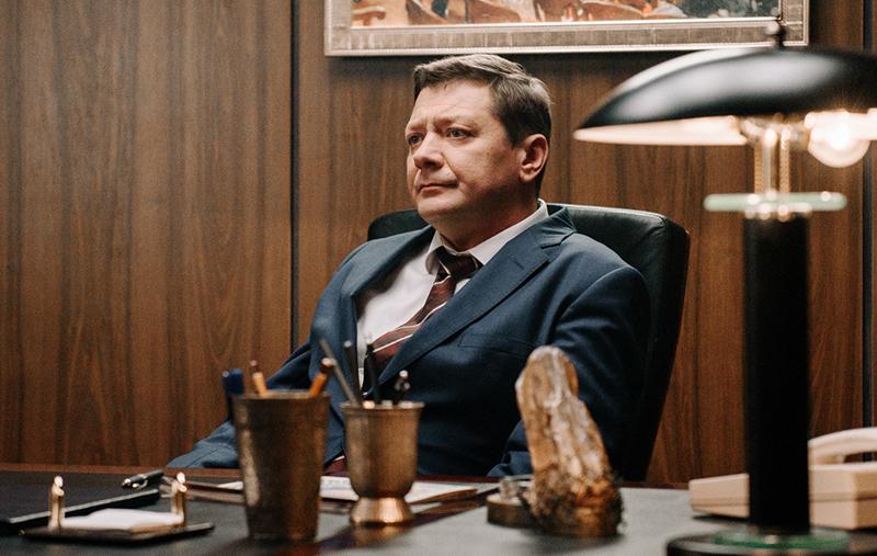 Кадр из сериала «Последний министр»