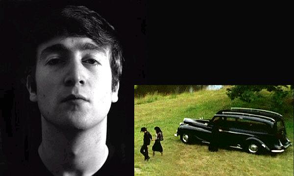 Austin Princess и Джон Леннон