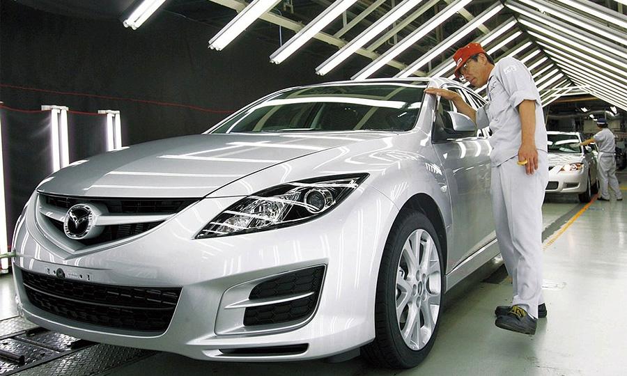 Mazda выкупает собственные акции у Ford за 540 млн долларов