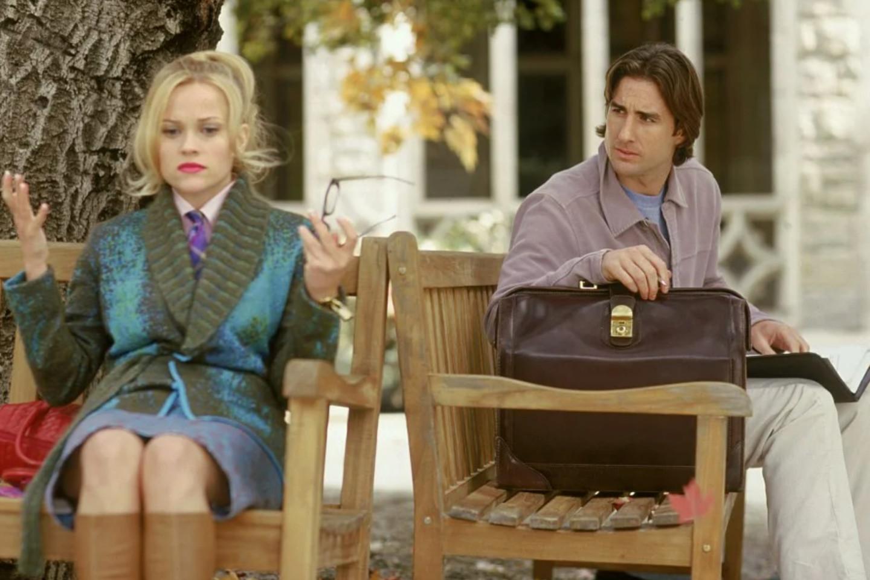Кадр из фильма «Блондинка в законе»