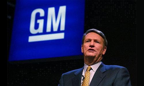 Глава GM не возражает против переговоров с Renault и Nissan