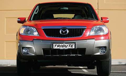 Mazda показала новый Tribute
