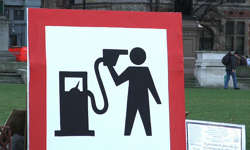 Дизельное топливо может стать дороже бензина