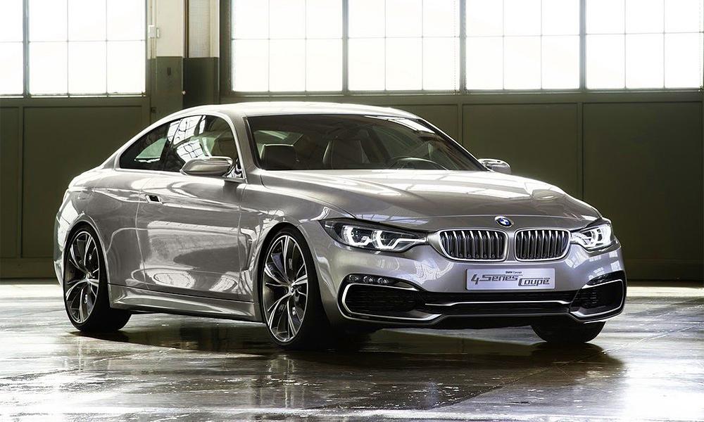 BMW официально представила «четверку»