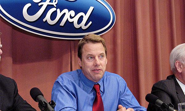 Глава концерна Ford Билл Форд вновь перетасовал колоду менеджеров