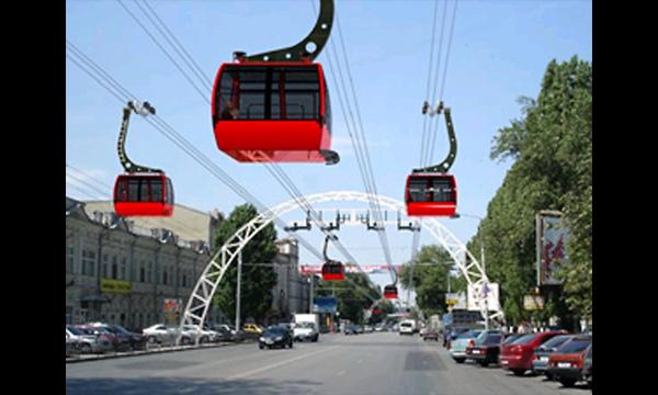 В городах России может появиться канатное метро
