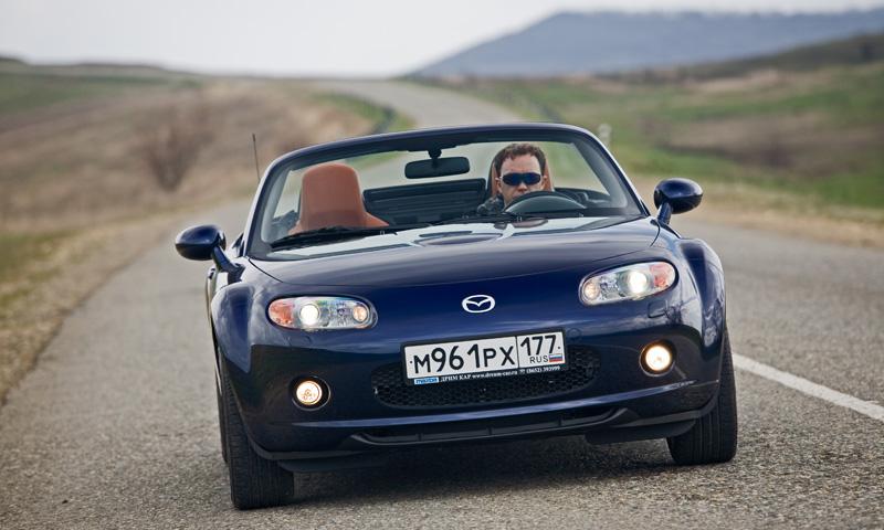 Mazda MX-5 раскрывает тайну Zoom-Zoom