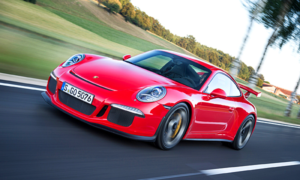 Злой дух. Тест-драйв спорткаров Porsche