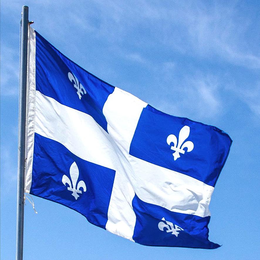 ФлагКвебекской партии