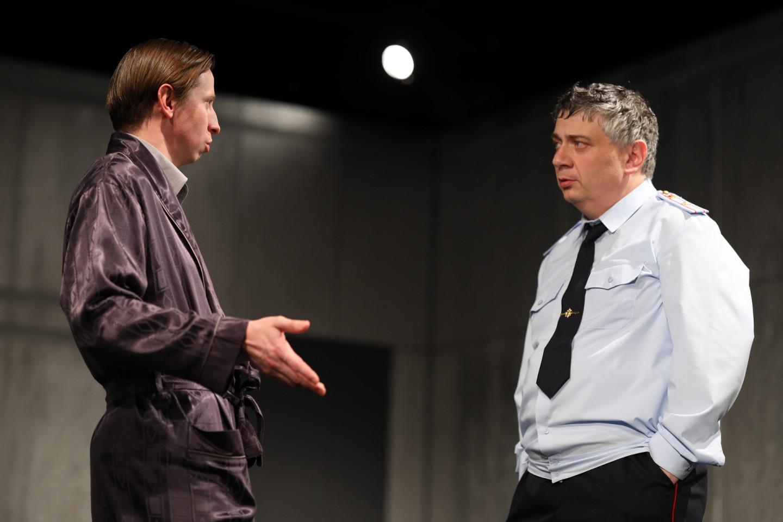 Спектакль «Преступление и наказание»