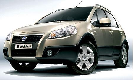 Fiat представил первый паркетник