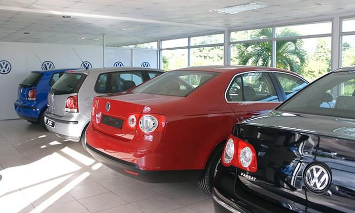 Доля рынка марки Volkswagen в России выросла в два раза