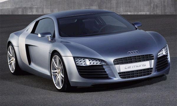 Audi Le Mans - прообраз Audi R8