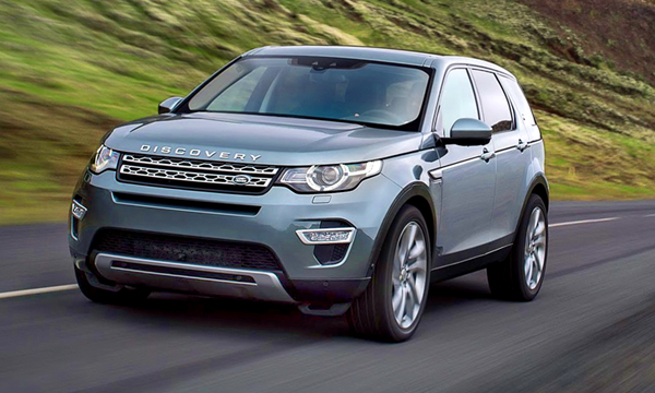 Объявлены цены на  Land Rover Discovery Sport