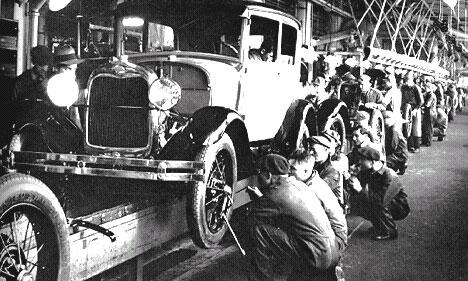 Каторжный труд канадских рабочих