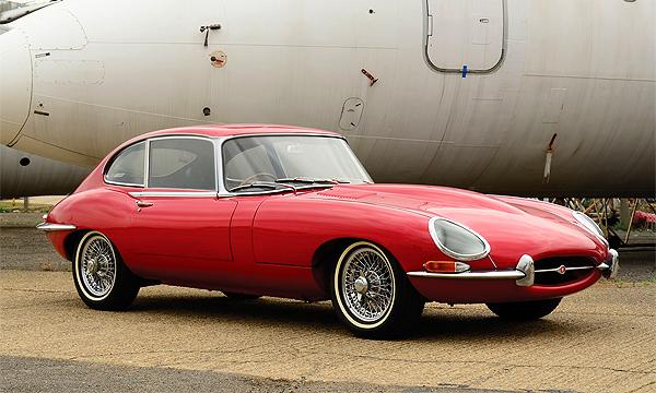 Jaguar возобновит выпуск E-type образца 1960 годов
