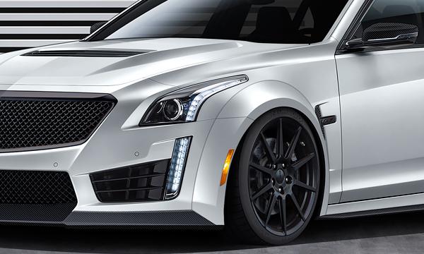 Cadillac CTS-V превратят в самый быстрый седан в мире