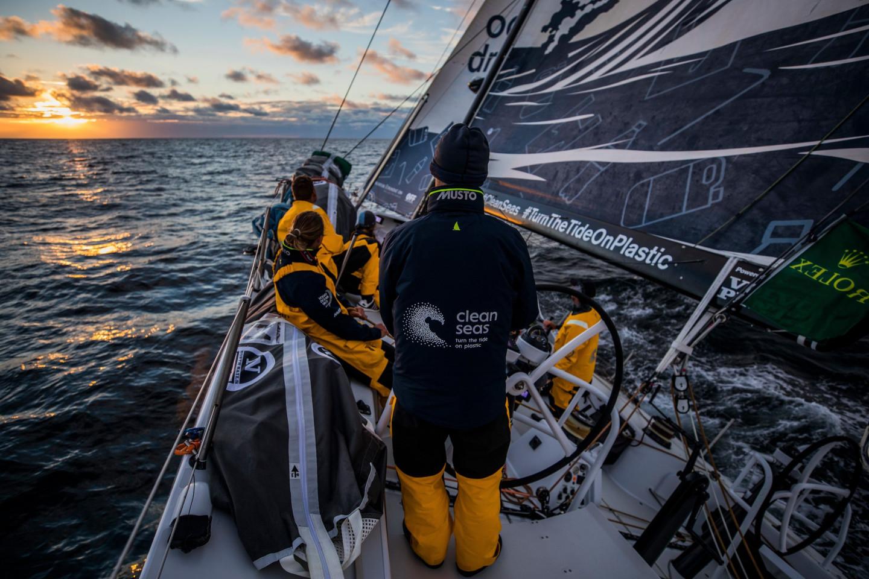 Фото: пресс-служба Volvo Ocean Race