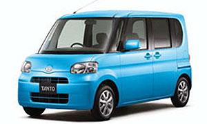Daihatsu представит новые версии Tanto и Tanto Custom