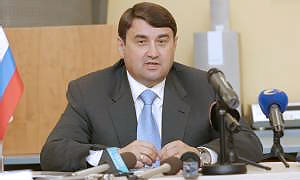 Глава Минтранса РФ Игорь Левитин