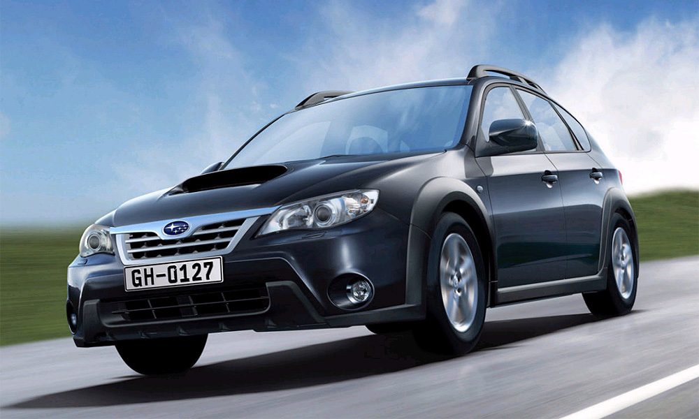 Subaru Impreza XV: один в поле воин