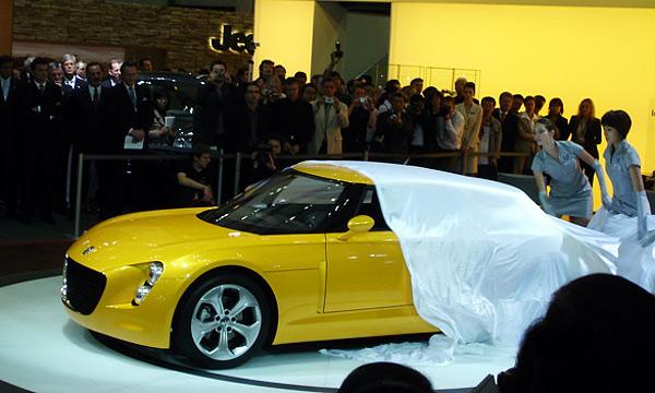 Volkswagen EcoRacer
