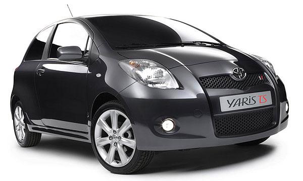 Toyota Yaris TS Concept
