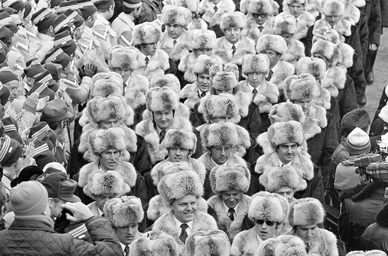 Олимпийская команда Советского Союза в Инсбруке, 1976