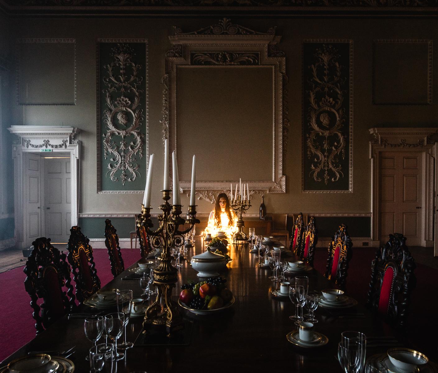 Исторический особняк «УэнтвортВудхаус», Южный Йоркшир, Великобритания