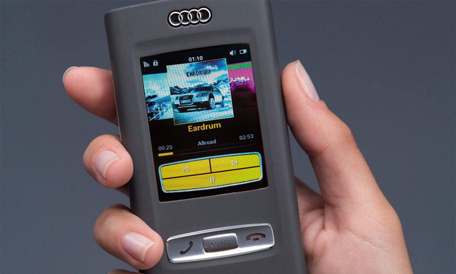 Audi разработала клон iPhone